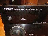Ampli Yamaha avantage RX-A710