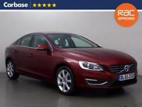 2016 VOLVO S60 D3 [150] SE Lux Nav 4dr Geartronic