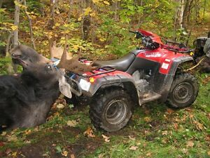 WANTED TO BUY 2000-2006 HONDA 350 RANCHER ATV RUNNING OR NOT