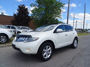 2010 Nissan Murano SL.AWD.LEATHER.PANO ROOF.ACCIDENT FREE.CERTIF