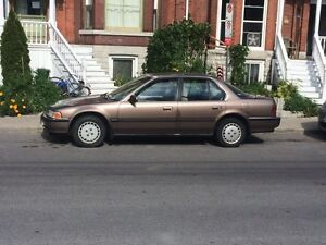 Retro 1991 Honda Accord $850