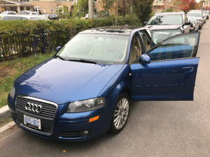 2006 Audi A3 2.0 Turbo Hatchback