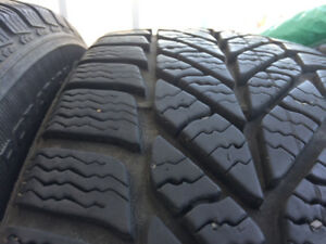 winter tires and rims 205 55 16