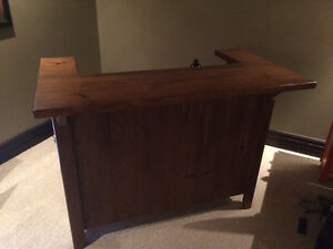 Bar - just purchased - hand-made by mennonites