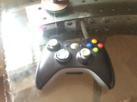 Xbox 360 wireless controller Microsoft official black