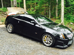 2012 Cadillac CTS Cts-V Coupé (2 portes)