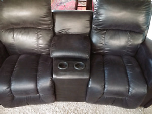 Lazboy Double TV Recliner
