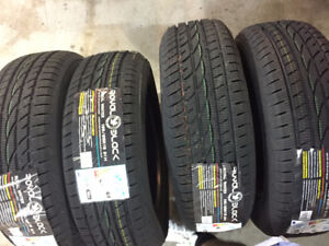 Brand new winter tires 205/55/r16 and 195/65/r15