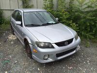Mazda Protege 5 Hatchback 2003