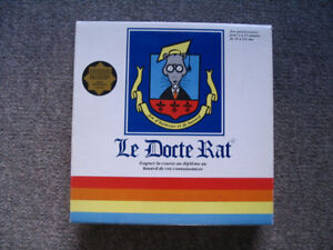 Jeu Le Docte Rat