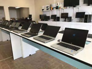 Uniway Quebec ave: HP, TOSHIBA Laptops with 3 Months warranty