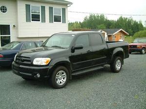 2005 Toyota Tundra Custom Ltd Edition Truck