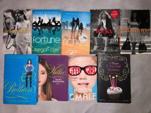 Variety of Teen Novels