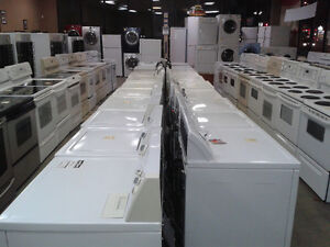 WACSHERS- DRYERS = (TOP LOAD & FRONT LOAD)