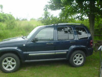 2006 Jeep Liberty TRAIL SUV, Crossover