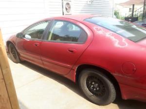 98 Chrysler intrepid