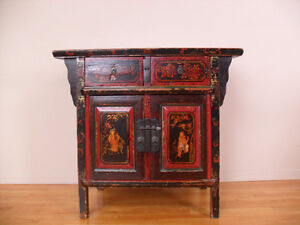 Commode chinoise antique