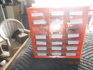 12 diff size of plastic parts cabinets and accessories Kitchener / Waterloo Kitchener Area image 2
