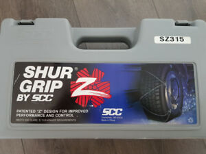 SHUR GRIP Tire chains