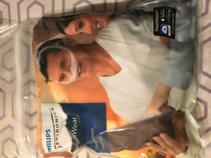 New. Unopened under nose Cpap mask.