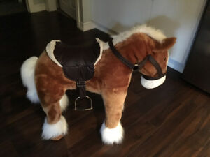 Adorable Rideable Pony