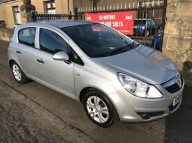 2008 VAUXHALL CORSA 1.3CDTI, 1 OWNER, SERVICE HISTORY, NOT CLIO 207 POLO MICRA FIESTA YARIS