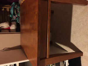 Wood Coffee and two end tables set Cambridge Kitchener Area image 5