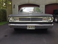 Plymouth Valiant 1969