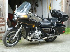 Honda - GoldWing 1982, 1100cc interstate