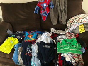 Baby Boy clothes! 0-3 months