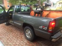 Plow truck for sale or trade