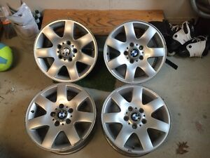 Bmw 16in. Rims - great condition