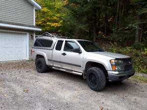 2006 Chevrolet Colorado Z 71  4X4 .