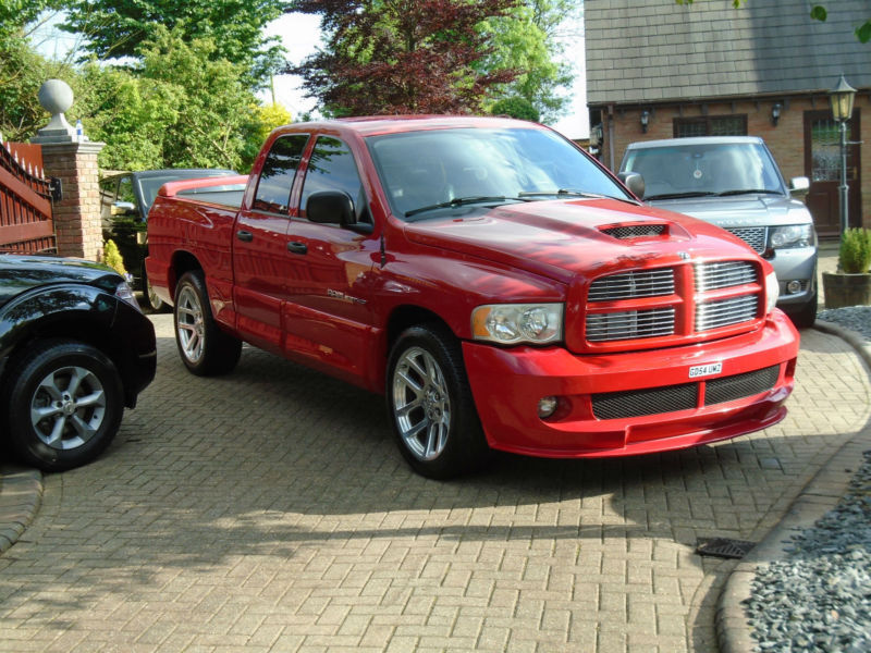 2005 Dodge Ram Srt 10 Quad Cab 8 3 Lite V10 Viper Engine