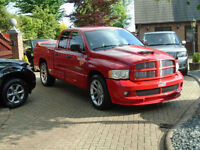 2005 Dodge Ram SRT 10 Quad Cab 8.3 Lite V10 Viper Engine Amazing Car (LHD)