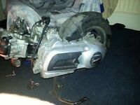 Vespa Gts 125 Engine 2013 8,500km fully running engine