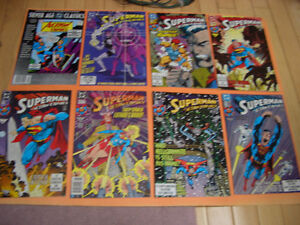 (25) COMICS FOR SALE SUPERMAN, ABYSS, MR MONSTER London Ontario image 2