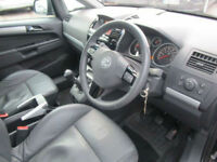 2011 Vauxhall Zafira 1.7CDTi 16v e/f Elite leather BUY FOR £26 A WEEK *FINANCE*