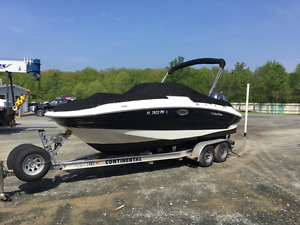 2014 Southwind 2200SD w/ Trailer and 200HP Yamaha 4-Stroke