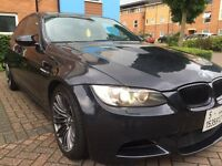 Bmw M3 2009 4DR Black 33k LHD