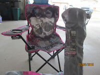 Monster High Camp Chairs