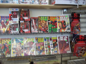 WALKING DEAD AND DEADPOOL COMICS Peterborough Peterborough Area image 6
