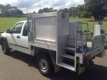 2008 Holden Rodeo - Automatic - SpaceCab Ute Lidcombe Auburn Area Preview