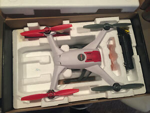 horizon hobbies qx350 drone quadcopter with controller.