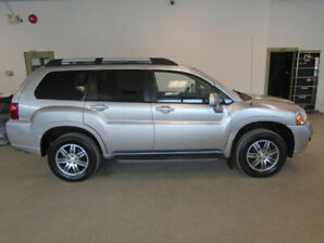 2008 MITSUBISHI ENDEAVOR LEATHER! NAVI! 111,000KMS ONLY $10,900!