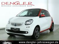 Smart FORFOUR 66KW TWINAMIC *TOP AUSSTATTUNG* Passion
