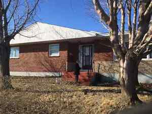 Spacious single family home with unregistered basement apartment