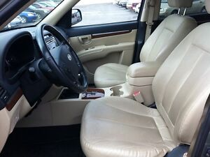 2009 HYUNDAI SANTA FE LIMITED * LEATHER * PWR ROOF * EXTRA CLEAN London Ontario image 14
