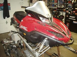 PARTING OUT YAMAHA SNOWMOBILES