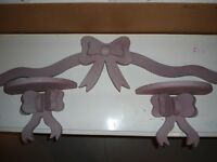 3 Wooden Bows